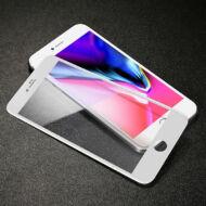 Baseus Diamond Body iPhone 7/8 edzett üveg kijelzővédő fólia - fehér (SGAPIPH8N-AJG02)