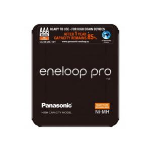 eneloop pro 4HC-SP-4 AAA 930mAh Sliding Pack Ni-MH akkumulátor
