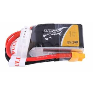 RC akkumulátor - Tattu 450mAh 11,1V 75C 3S1P