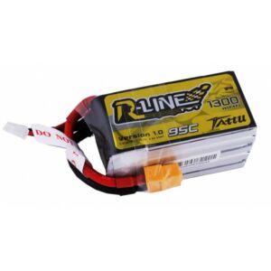 RC akkumulátor - Tattu R-Line 1300mAh 18,5V 95C 5S1P