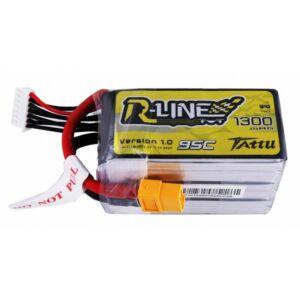 RC akkumulátor - Tattu R-Line 1300mAh 22,2V 95C 6S1P