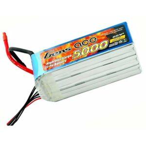 RC akkumulátor - Gens Ace 5000mAh 22.2V 60C 6S1P