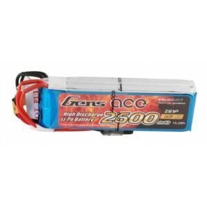 RC akkumulátor - Gens Ace 2600mAh 7.4V 1C 2S1P