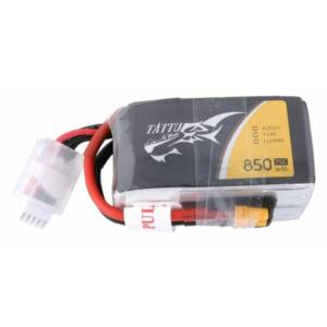 RC akkumulátor - Tattu 850mAh 14.8V 75C 4S1P