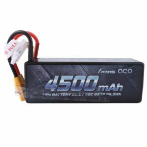 RC akkumulátor - Gens Ace 4500mAh 22,2V 60C 6S1P (kemény tok)
