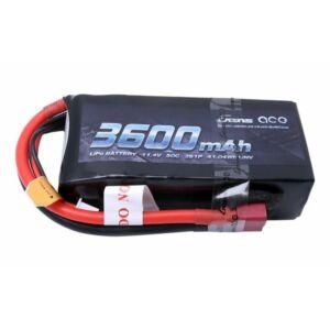 RC akkumulátor - Gens Ace 3600mAh 11.4V 50C 3S1P