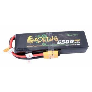 RC akkumulátor - LiPo Gens Ace Bashing 6500mAh 11.1V 60C XT90