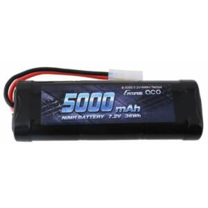 RC akkumulátor - Gens Ace 5000mAh 7,2V NiMH Tamiya