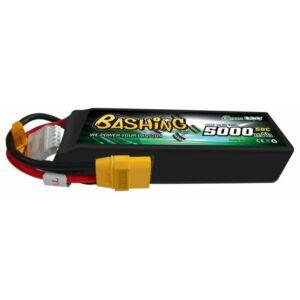 RC akkumulátor - LiPo Gens Ace Bashing 5000mAh 14,8V 50C