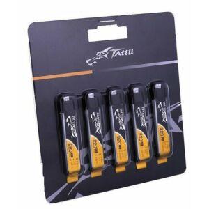 RC akkumulátor - Tattu 220mAh 3,7V 45C 1S1P Molex 5 szt.