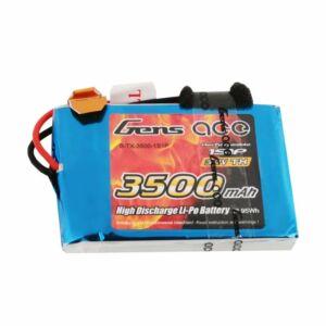 RC akkumulátor - Gens Ace 3500mAh 3.7V TX 1S1P