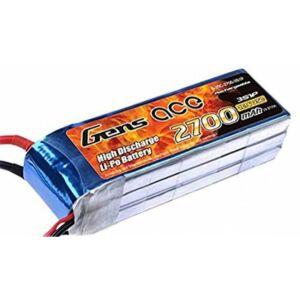 RC akkumulátor - Gens Ace 2700mAh 11,1V TX 3S1P Futaba/JST-XHR/JST-SYP