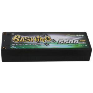 RC akkumulátor - Gens Ace 5500mAh 7,4V 50C 2S1P T-Dean Bashing z wypinanym balanserem