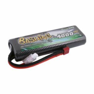 RC akkumulátor - Gens Ace 4000mAh 7,4V 50C 2S1P T-plug Bashing