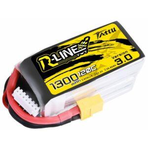 RC akkumulátor - Tattu R-Line Version 3.0 1300mAh 22,2V 120C 6S1P XT60