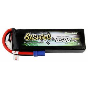 RC akkumulátor - LiPo Gens Ace Bashing 8500mAh 11.1V 50/100C EC5