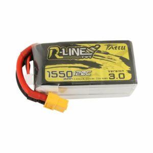 RC akkumulátor - Tattu R-Line Version 3.0 1550mAh 14,8V 120C 4S1P XT60