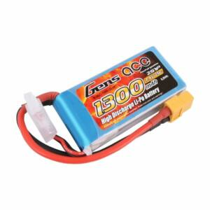 RC akkumulátor - Gens Ace 1300mAh 7.4V 25C 2S1P XT60
