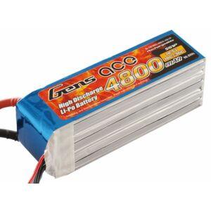 RC akkumulátor - Gens Ace 4800mAh 18.5V 18/36C 5S1P