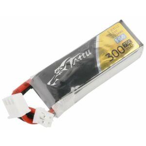 RC akkumulátor - Tattu 300mAh 7.6V 75C 2S HV