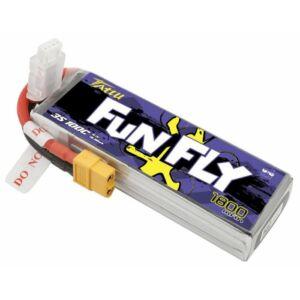 RC akkumulátor - Tattu Funfly 1800mAh 11,1V 100C 3S1P XT60