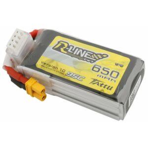 RC akkumulátor - Tattu R-Line 650mAh 11.1V 95C 3S1P XT30U-F