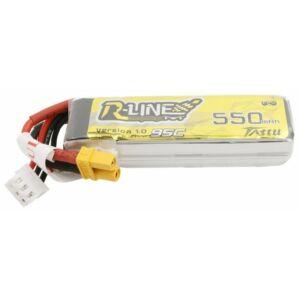 RC akkumulátor - Tattu R-Line 550mAh 7.4V 95C 2S1P XT30U-F
