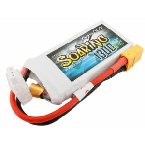 RC akkumulátor - Gens Ace Soaring 1300mAh 7.4V 30C 2S1P XT60