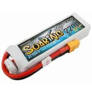 RC akkumulátor - Gens Ace Soaring 2200mAh 11.1V 30C 3S1P XT60