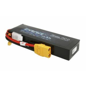 RC akkumulátor - Gens Ace 5000mAh 7,4V 50C 2S1P XT90 Material Case