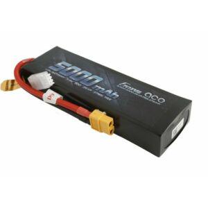 RC akkumulátor - Gens Ace 5000mAh 7,4V 50C 2S1P XT60 Material Case
