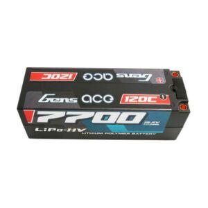 RC akkumulátor - Gens ace 7700mAh 15.2V 120C 4S1P LiPo (kemény tok)
