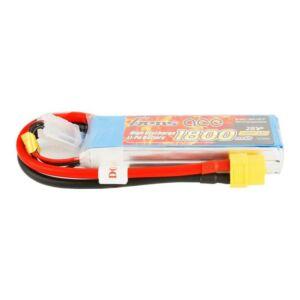 RC akkumulátor - GensAce LiPo 1800mAh 7.4V 45C 2S1P XT60