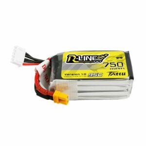 RC akkumulátor - Tattu R-Line 750mAh 14.8V 95C 4S1P JST-XHR