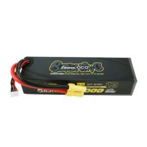 RC akkumulátor - Gens Ace Bashing 8000mAh 11.1V 100C 3S1P LiPo EC5