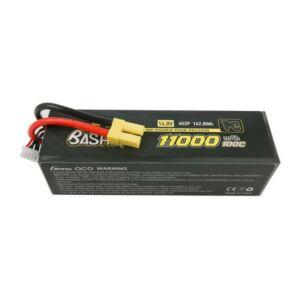 RC akkumulátor - Gens Ace Bashing 11000mAh 14.8V 100C 4S2P LiPo EC5