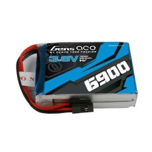 RC akkumulátor - Gens Ace 6900mAh 3.8V 1C 1S2P LiPo