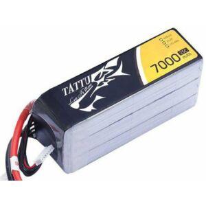 RC akkumulátor - Tattu 7000mAh 22,2V 25C 6S1P