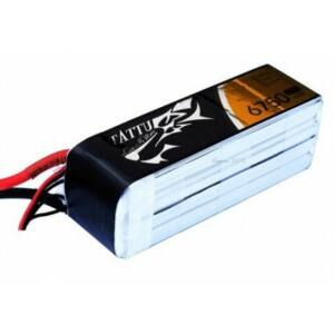 RC akkumulátor - Tattu 6750mAh 14.8V 25C 4S1P