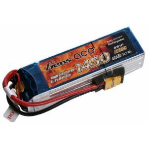 RC akkumulátor - Gens Ace 1450mAh 22.2V 45C 6S1P