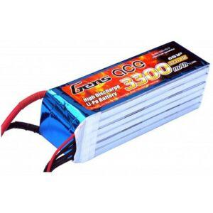 RC akkumulátor - Gens Ace 3300mAh 22.2V 45C 6S1P