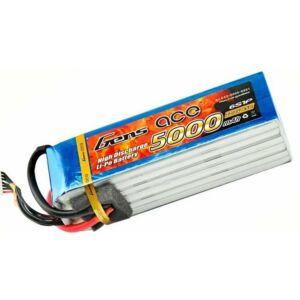 RC akkumulátor - Gens Ace 5000mAh 22.2V 45C 6S1P