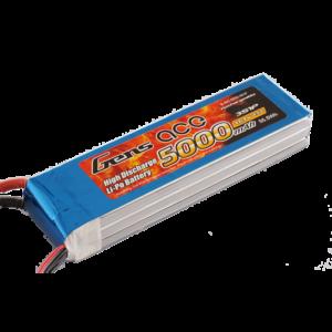 RC akkumulátor - Gens Ace 5000mAh 11.1V 45C 3S1P