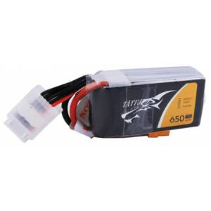 RC akkumulátor - Tattu 650mAh 14,8V 75C 4S1P