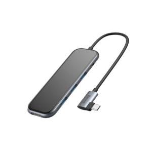 Baseus Multi HUB átalakaító adapter Type C to 3x USB3.0 + USB-C PD + HDMI 4K (CAHUB-BZ0G)