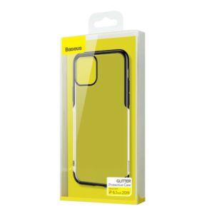 Baseus Glitter iPhone 11 védőtok tok