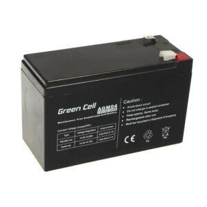 Green Cell AGM zselés akkumulátor 12V 7Ah