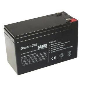 Green Cell AGM zselés akkumulátor 12V 9Ah