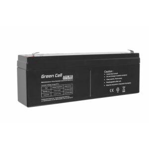 Green Cell AGM akkumulátor VRLA 12V 2.3 Ah