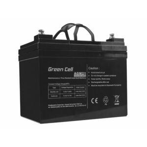Green Cell AGM akkumulátor VRLA 12V 33 Ah